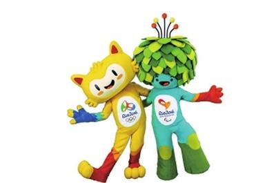里约奥运会吉祥物揭晓