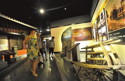赤壁市博物馆茶文化馆展厅