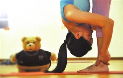 瑜伽为媒东北姑娘咸宁圆梦 - 胡一无 - 胡一无的博客