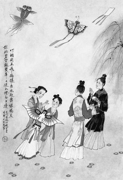 春秋战国时期的墨翟也曾斫木制鹞,能在空中飞翔.
