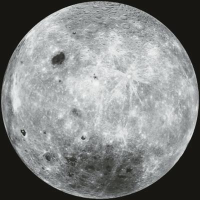 嫦娥四号 揭开月幔之谜